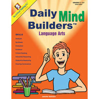 DAILY MIND BUILDERS LANGUAGE ARTS