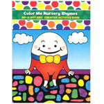 COLOR ME NURSERY RHYMES ACTIVITY