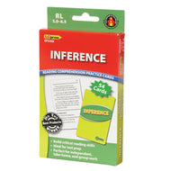Inference Practice Cards, Levels 5.0-6.5
