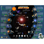 SOLAR SYSTEM INTERACTIVE SMART CHRT