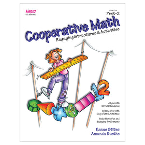 Cooperative Math Engaging Structures and Activities Book, Grade Pre-K-2