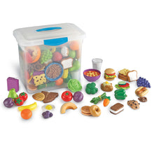 Load image into Gallery viewer, NEW SPROUTS CLASSROOM PLAY FOOD SET