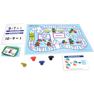 Number Operations - Subtraction Learning Center, Grades K-1