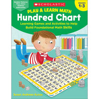PLAY & LEARN MATH HUNDRED CHART