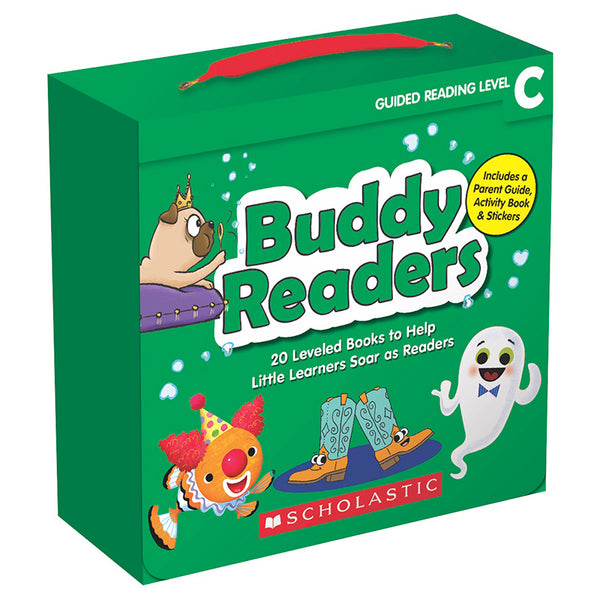 BUDDY READERS PARENT PACK LEVEL C