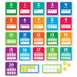 0-20 NUMBERS BULLETIN BOARD ST