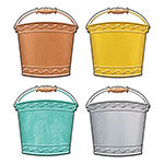 BUCKETS CLASSIC ACCENTS VARIETY PK