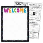 WELCOME COLOR HARMONY LEARN CHART