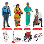COMMUNITY HELPERS BB SET 45 PCS
