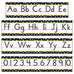 ALPHABET MINI BULLETIN BOARD ST