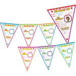 ALL ABOUT ME PENNANTS BB SET