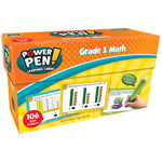 POWER PEN LEARNING CARDS MATH GR 1