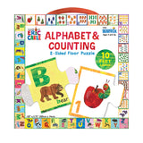 ALPHABET & COUNTING FLOOR PUZZLE