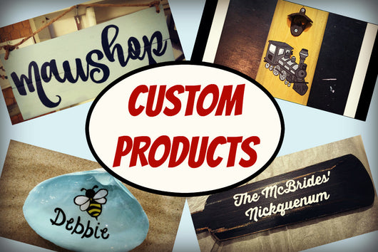 Cranberry Collective Custom Products