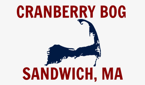 Custom Cranberry Bog Sign For Anthony