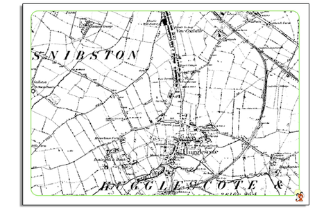 30 19th Century Ordnance Survey Maps
