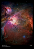 Hubble's Sharpest View of the Orion Nebula [DS5]