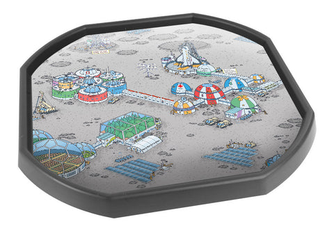 Space Station Tuff Tray Mat