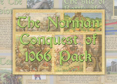 The Norman Conquest Photo Pack Digital Download