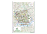 Newham London Borough Map