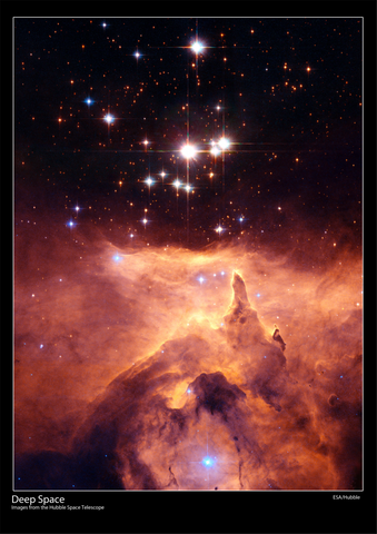 Star On A Hubble Diet [DS1]
