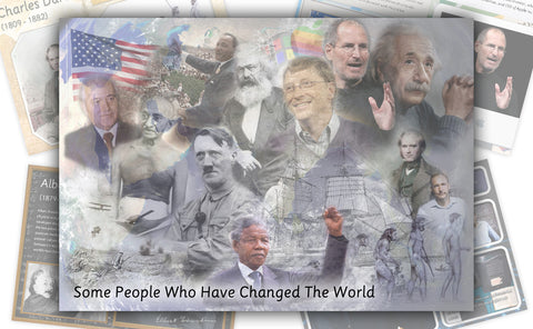 Some People Who Have Changed The World Pack
