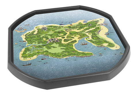 Pirate Island Tuff Tray Mat