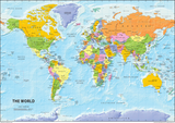 The World Political Map