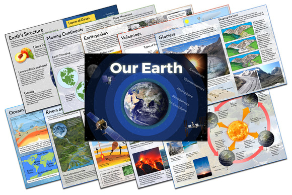 Our Earth Display Pack