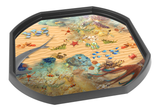 Sea Floor Tuff Tray Mat