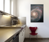 Hubble Space Telescope M51 (HST) Poster