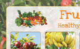Fruits Poster Healthy Eating (1)