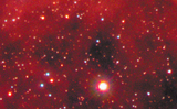 Hubble Captures Wide View of Supernova 1987A