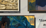 Paul Gauguin Post Impressionists Poster