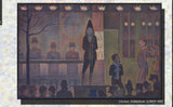 Georges Seurat Post Impressionists Poster