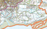 Newport County Map