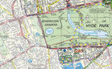 Westminster London Borough Map