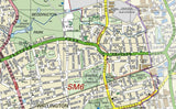 Sutton London Borough Map