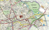 Hackney London Borough Map