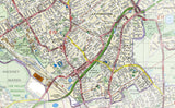 Waltham London Borough Map