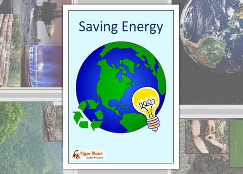 Saving Energy Photo Pack Digital Download