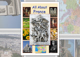 All About France Photo Pack Digital Download