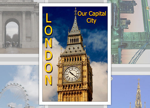 All About London Photo Pack Digital Download