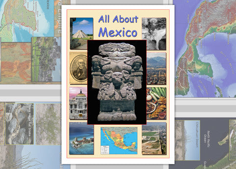 All About Mexico Photo Pack Digital Download