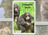 Endangered Species Photo Pack Digital Download