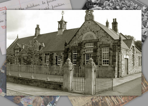 Victorian School Days Photo Pack