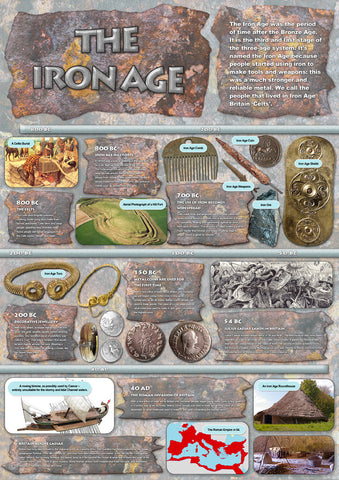 Iron Age Poster