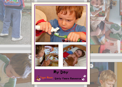 My Day Photo Pack Digital Download