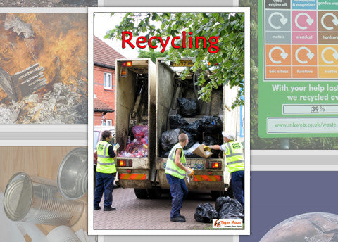 Recycling Photo Pack Digital Download