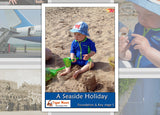 Seaside Holidays in the past Download Photo Pack Digital Download